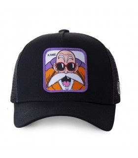 Casquette Junior Capslab Dragon Ball Z Kame vue de face