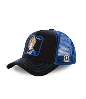 Vegeta Saiyan Dragon Ball Z Junior Cap with mesh