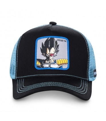 Vegeta Dragon Ball Z Junior Cap with mesh
