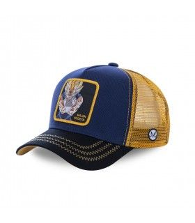 Mâjin Vegeta Dragon Ball Z Junior Cap with mesh