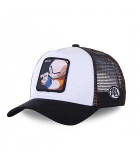 Boy's Capslab Dragon Ball Z Krillin Junior Trucker Cap