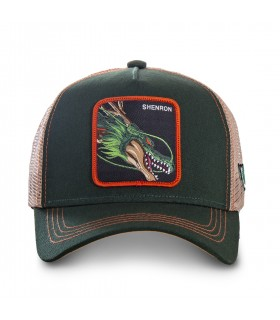 Casquette Junior Capslab Dragon Ball Z Shenron vue de face