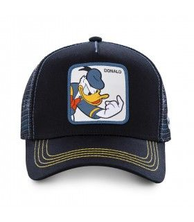 Boy's Capslab Disney Donald Junior Trucker Cap