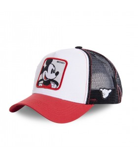 Boy's Capslab Disney Mickey Junior Trucker Cap