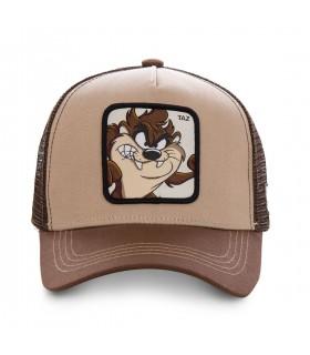 Boy's Capslab Looney Tunes Taz Junior Trucker Cap