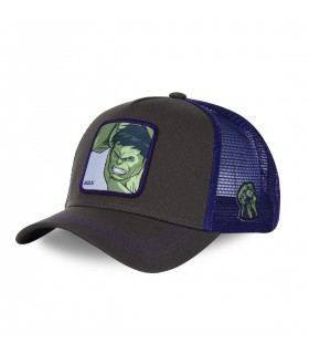 Casquette Junior Capslab Marvel Hulk