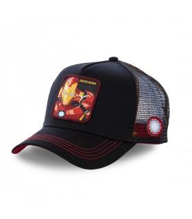 Boy's Capslab Marvel Iron Man Junior Cap