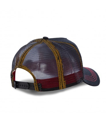 Iron Man Marvel Junior Black Cap with mesh