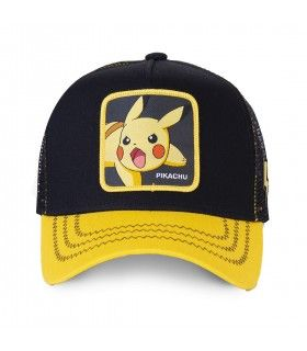 Casquette Junior Capslab Pokemon Pikachu