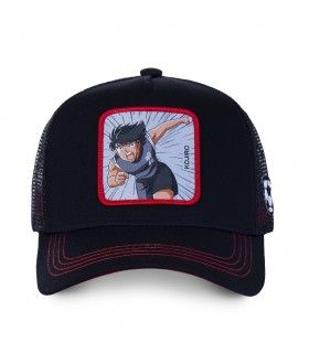 casquette captain tsubasa garçon vue de face