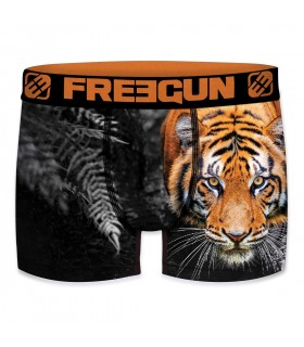 boxer garçon Summer Animals tigre