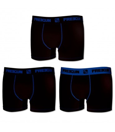 Pack of 3 men's cotton unicolor Boxers