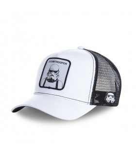 Stormtrooper White Cap