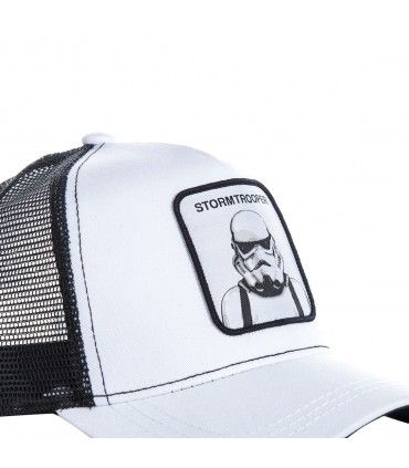 Casquette Capslab Stormstrooper zoom patch