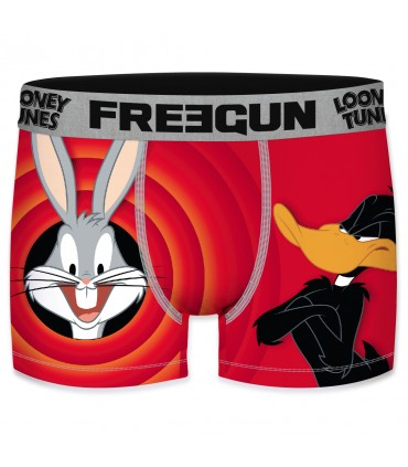 Lot de 4 boxers homme Looney Tunes