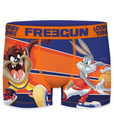 Boy's Looney Tunes Basketball Boxer