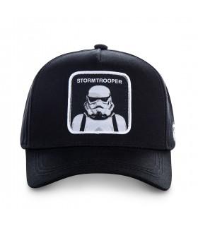 Casquette Capslab StormTrooper vue de face