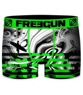 Boxer Freegun homme Line & Oracle