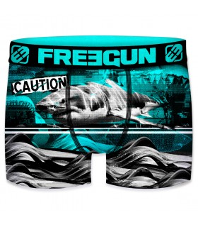 Men's Sharky microfiber Boxer