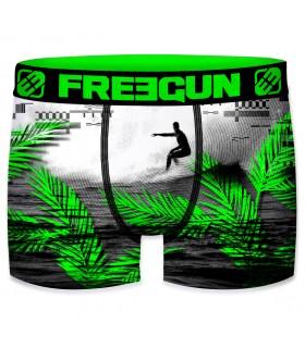 Boxer Freegun garçon Fern Surfer