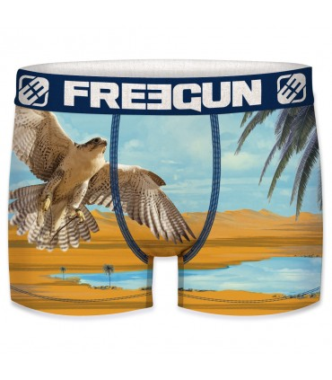 Pack of 4 men's Animals recycled polyester Boxers
