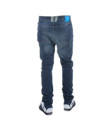 Jeans Garçon Tapered Used Brut