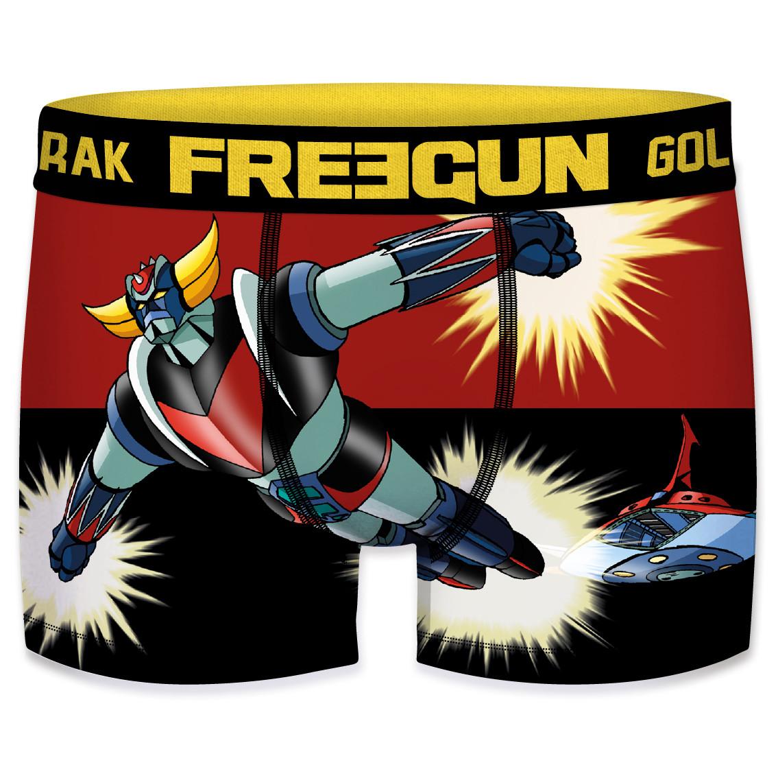 Boxer freegun homme goldorak fly