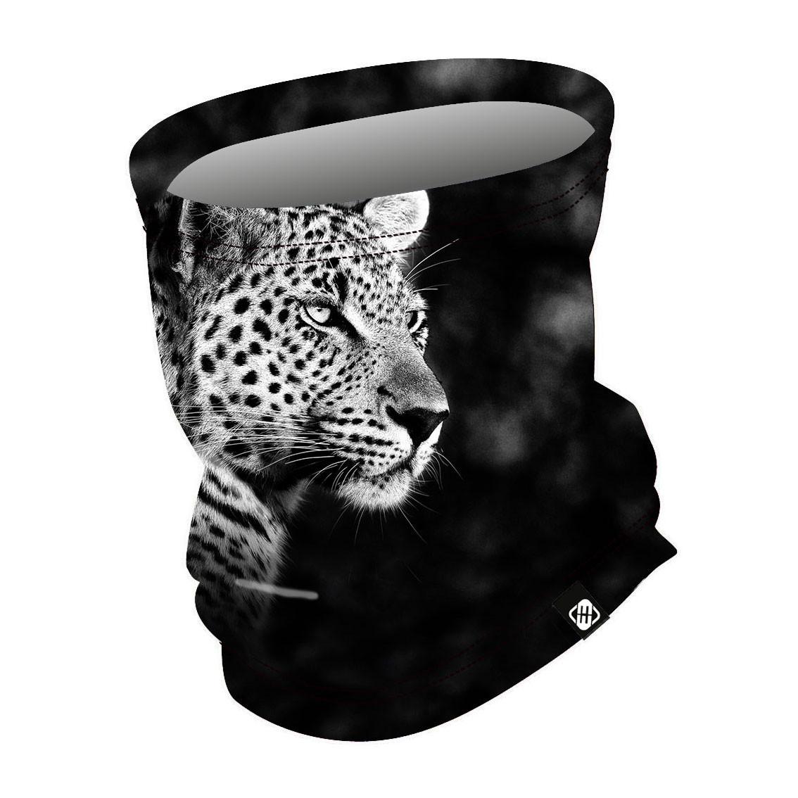 Tour de cou adulte léopard (photo)