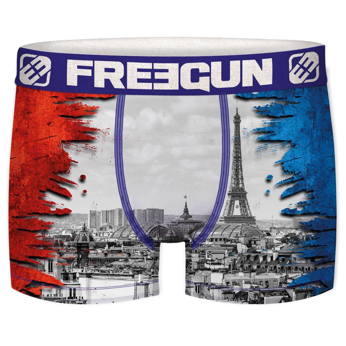 Boxer freegun garçon nation france