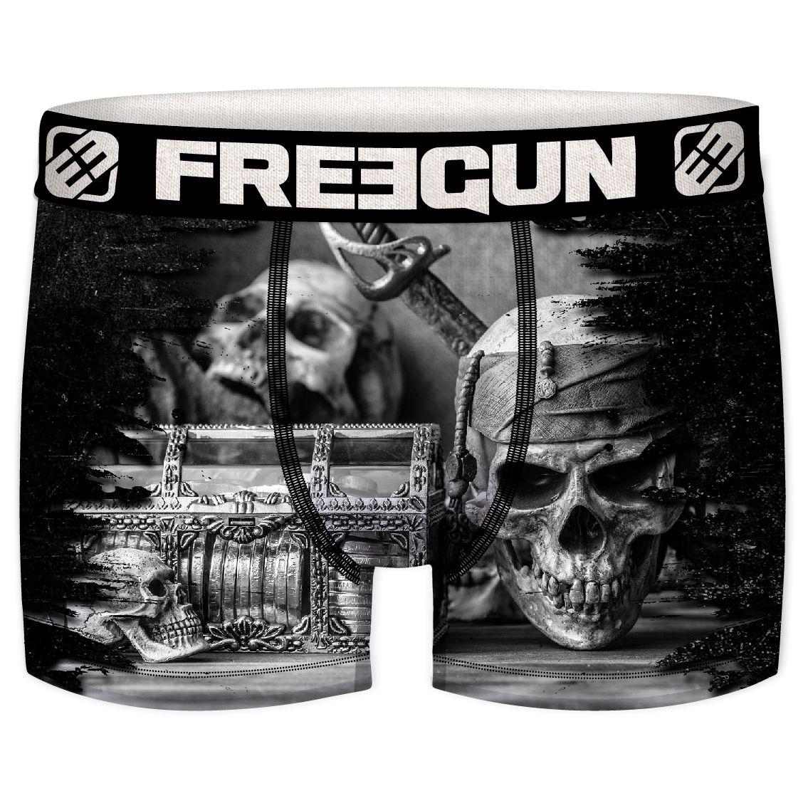 Boxer freegun homme nation pirates