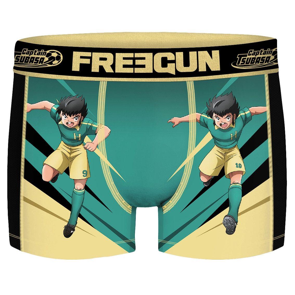 Boxer freegun garçon captain tsubasa tachibana