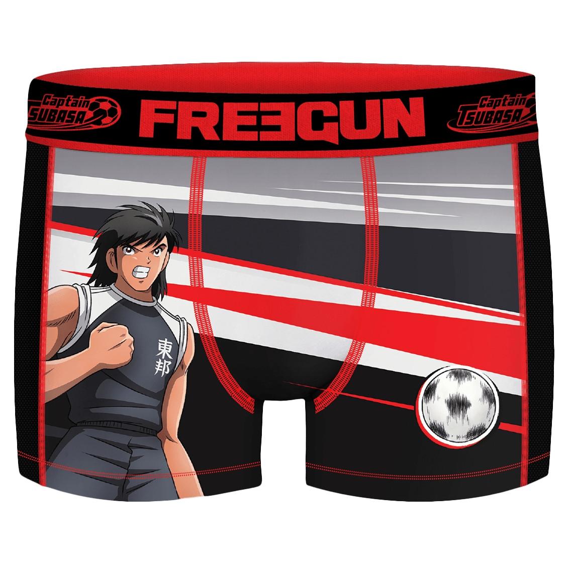 Boxer freegun homme captain tusbasa kojiro aktiv
