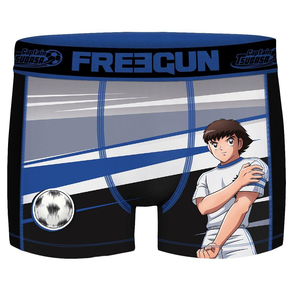 Boxer freegun homme captain tsubasa aktiv