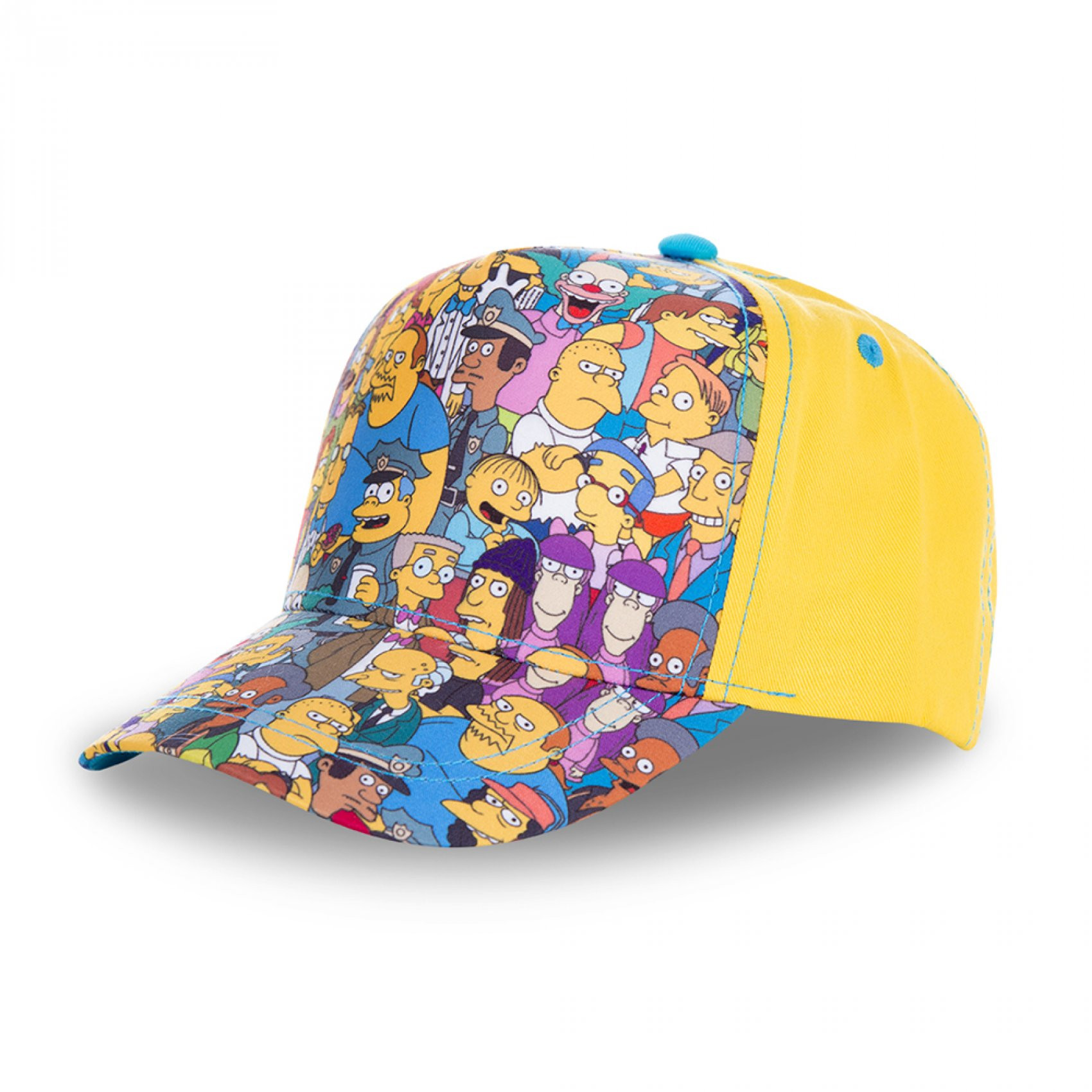 Casquette baseball garçon people simpsons (photo)