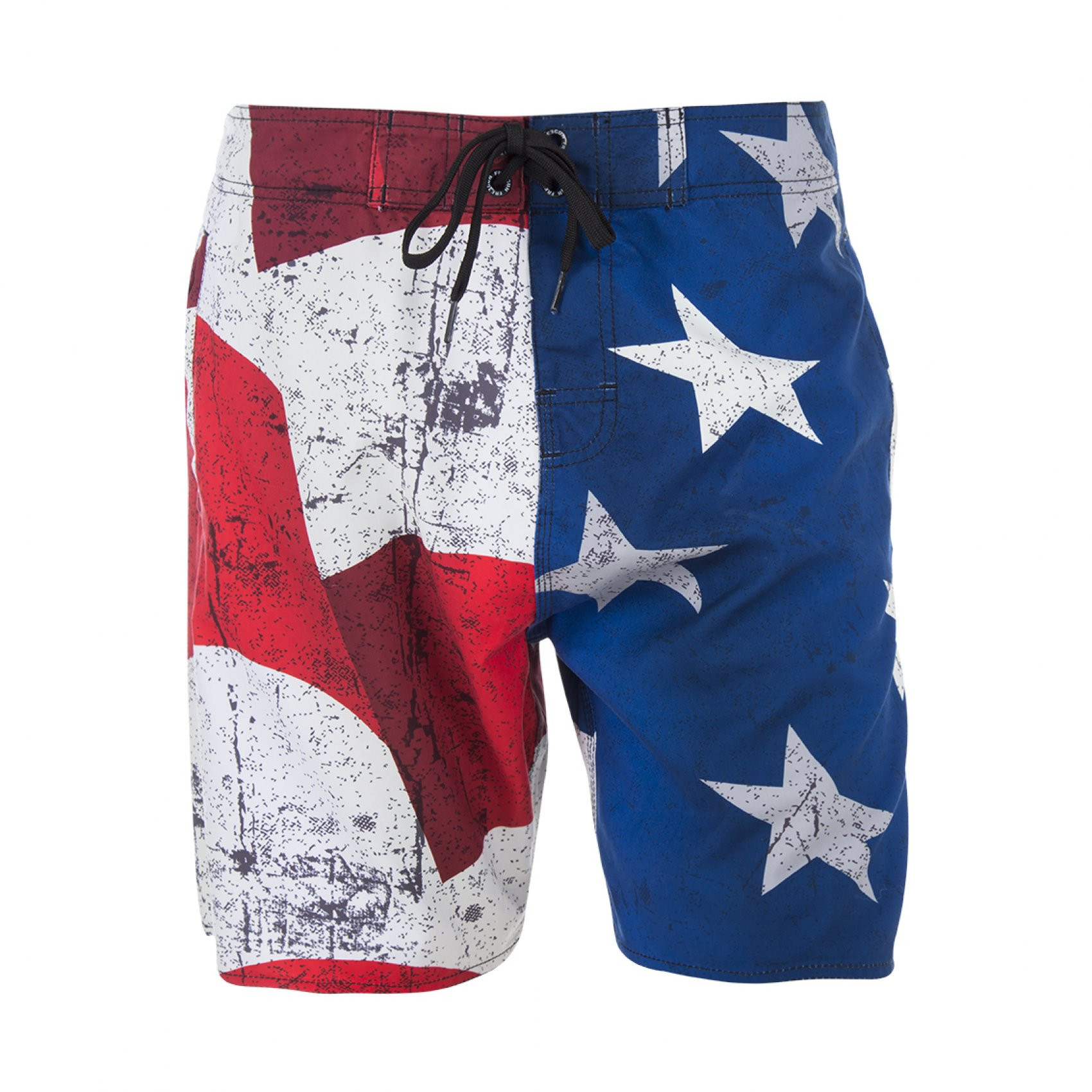 Boardshort long freegun flag homme (photo)
