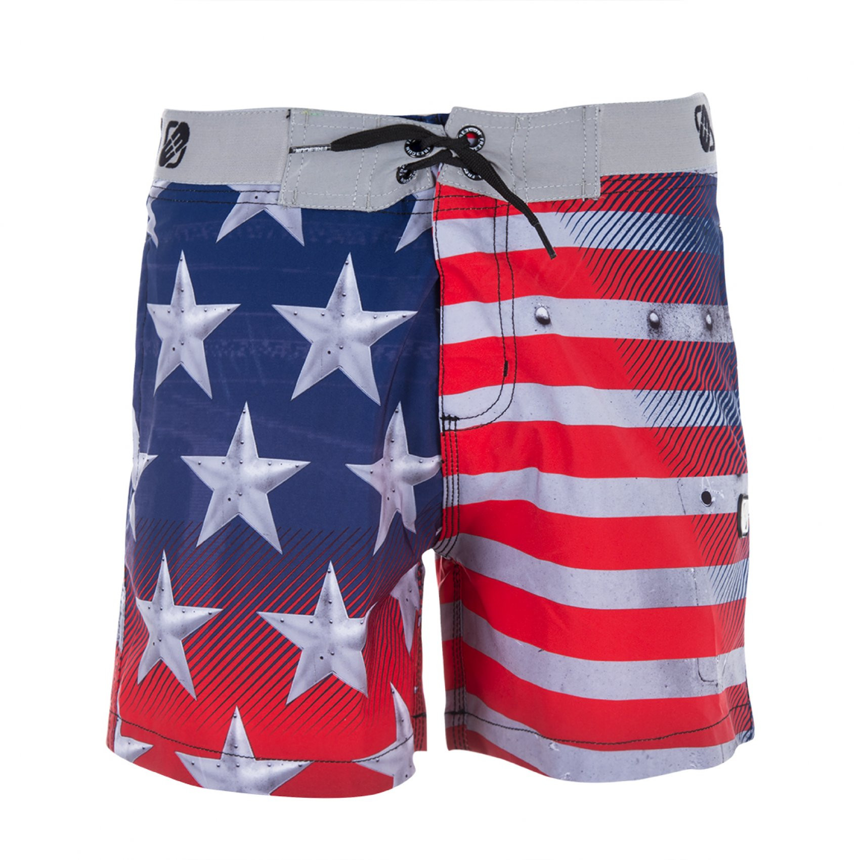 Boardshort court freegun garçon us (photo)