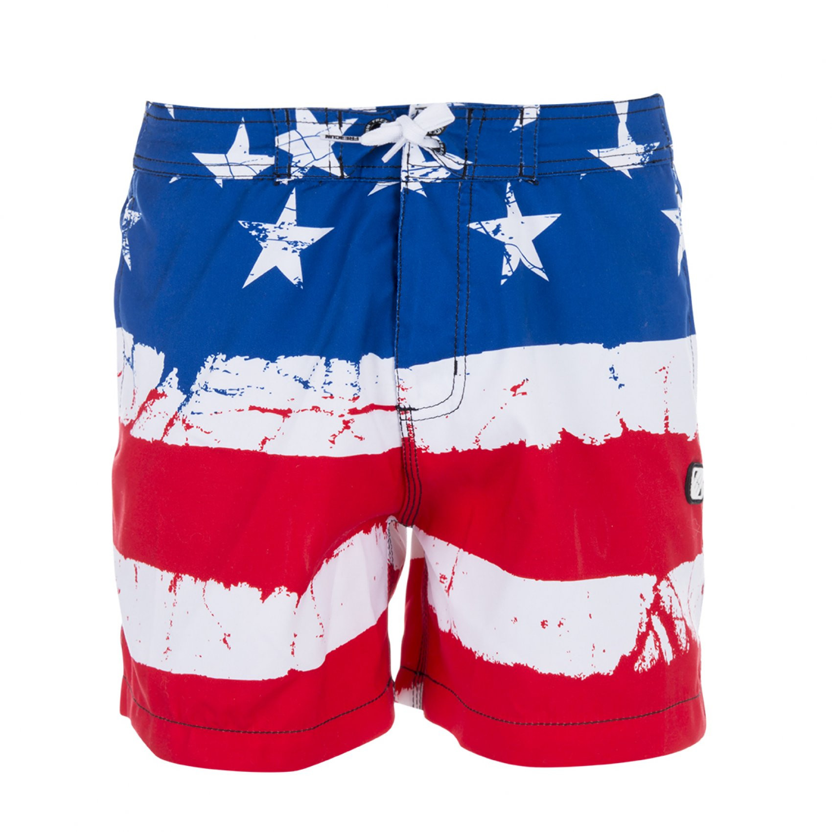 Boardshort court freegun garçon flag (photo)
