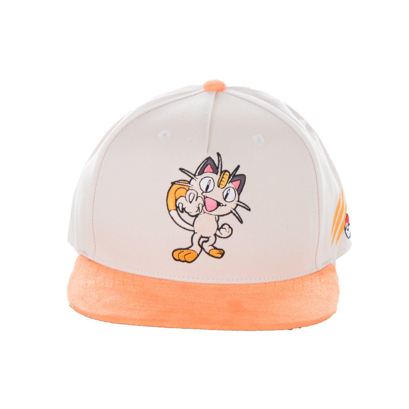 Casquette baseball enfant pokemon miaouss freegun (photo)