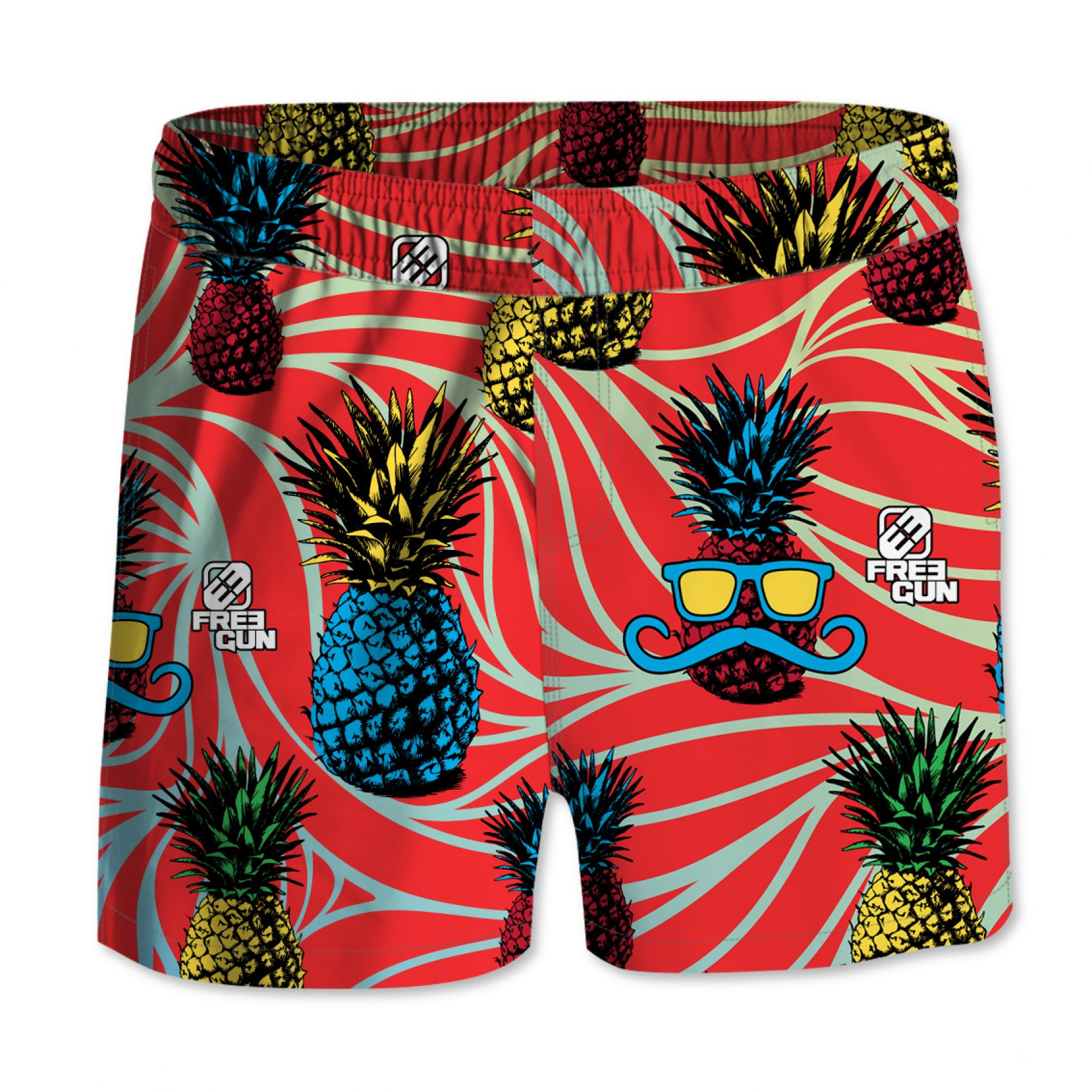 Maillot de bain babyz boardshort freegun bébé (photo)