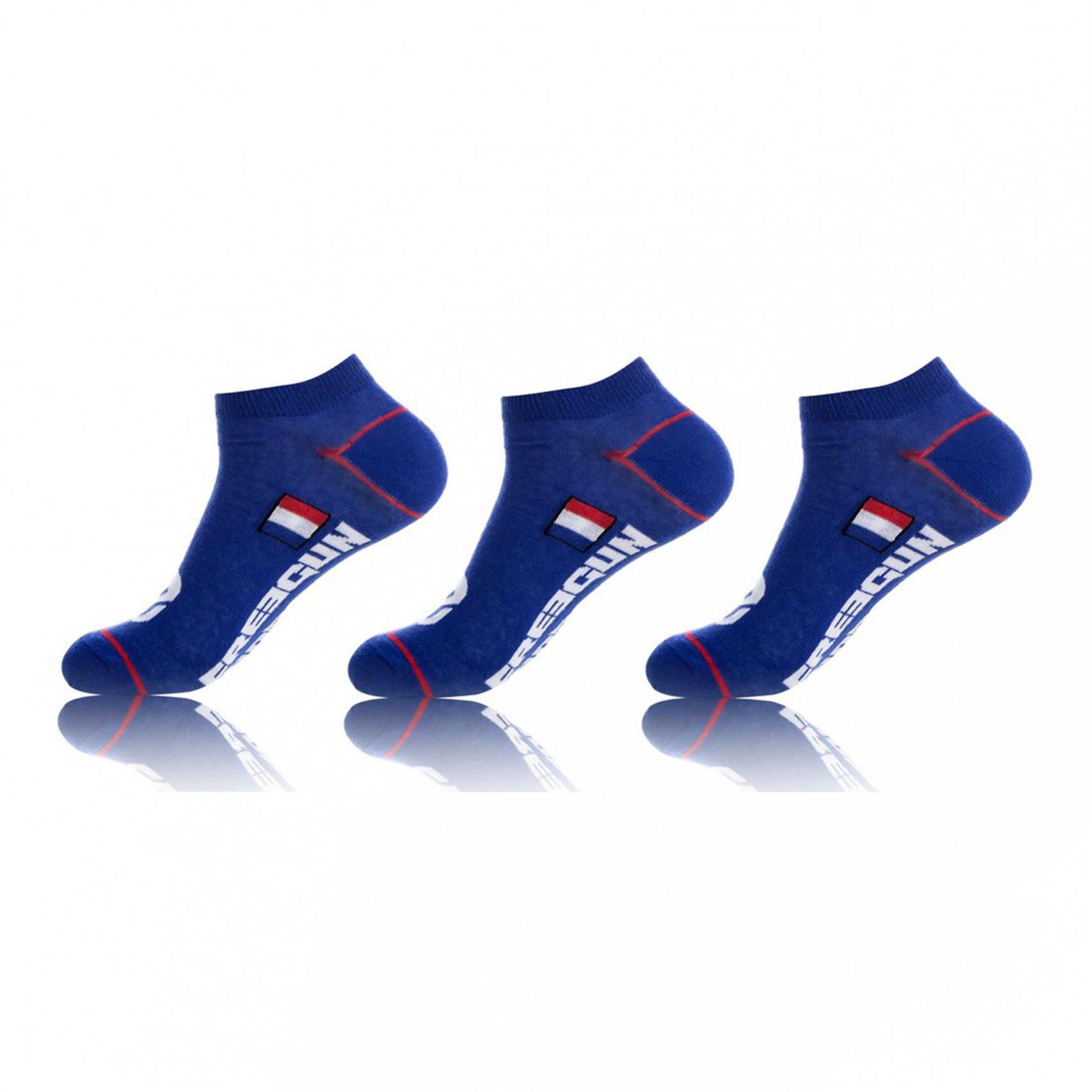 Lot de 3 chaussettes freegun france (photo)