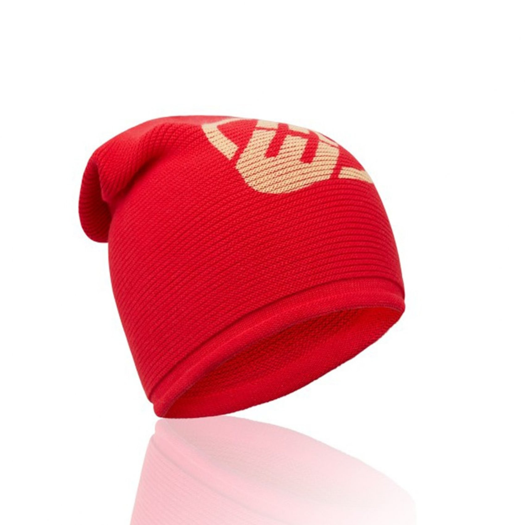 Bonnet homme logo rouge freegun (photo)