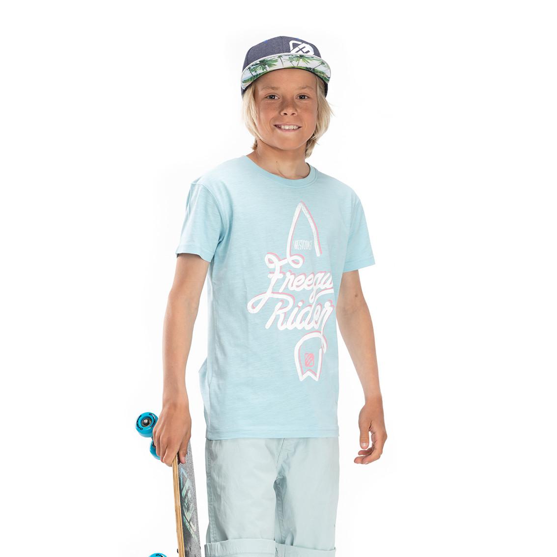 T-shirt garçon rider (photo)