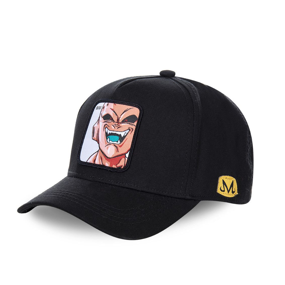 Casquette capslab dragon ball z mâjin buu noir (photo)