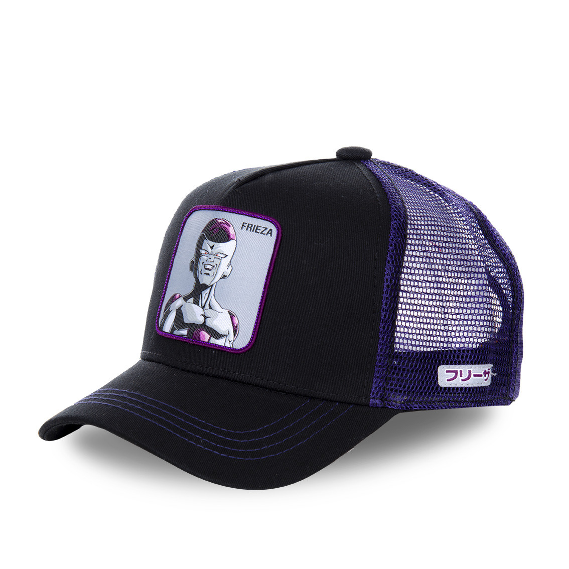 Casquette capslab dragon ball z freezer noir (photo)