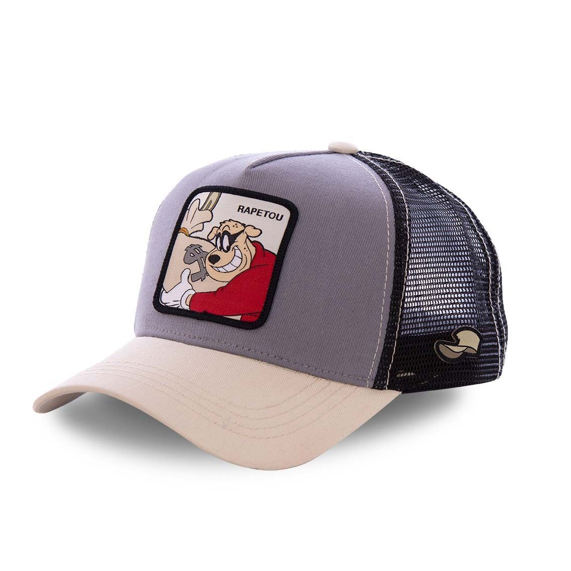 Casquette capslab disney rapetou gris (photo)