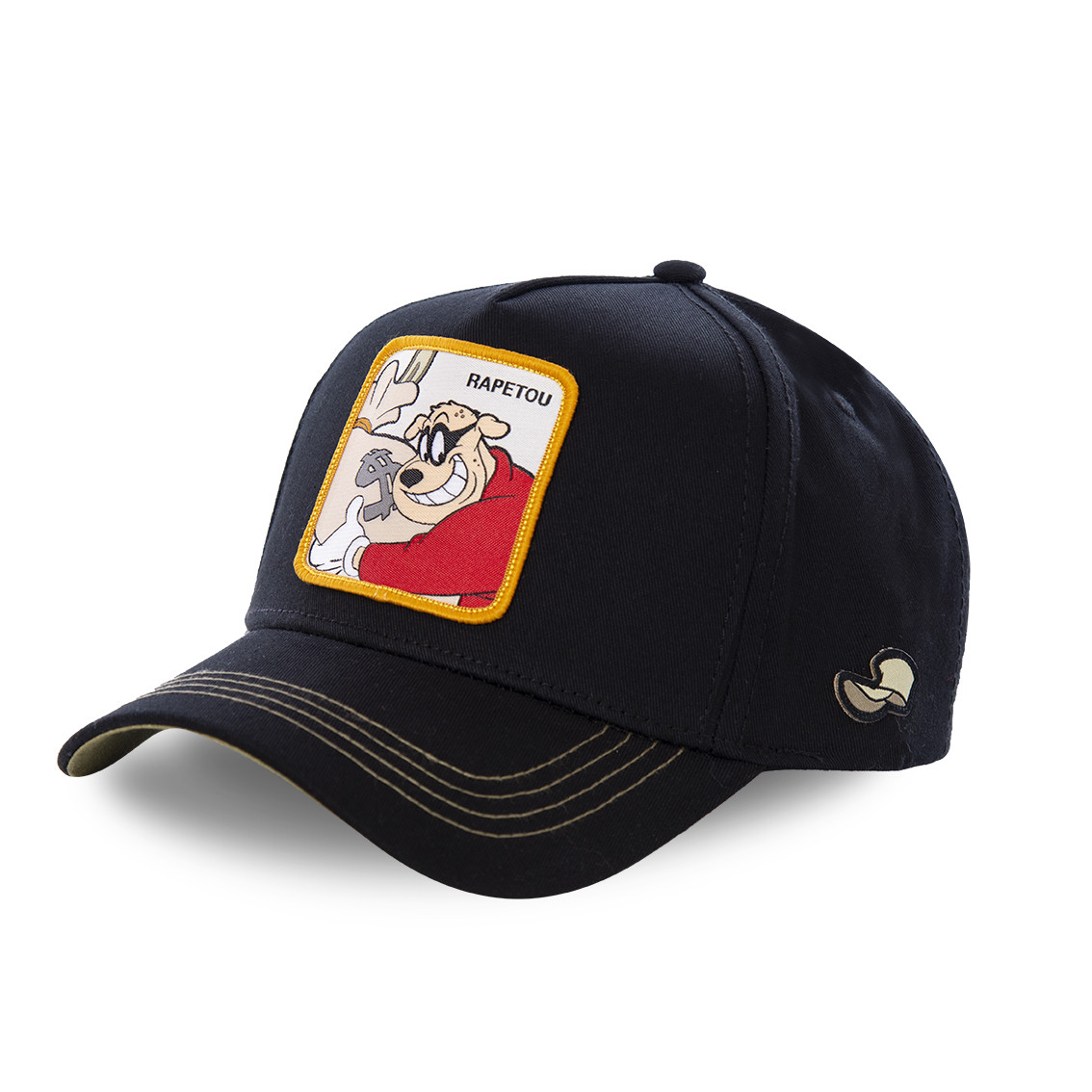 Casquette capslab disney rapetou noir (photo)