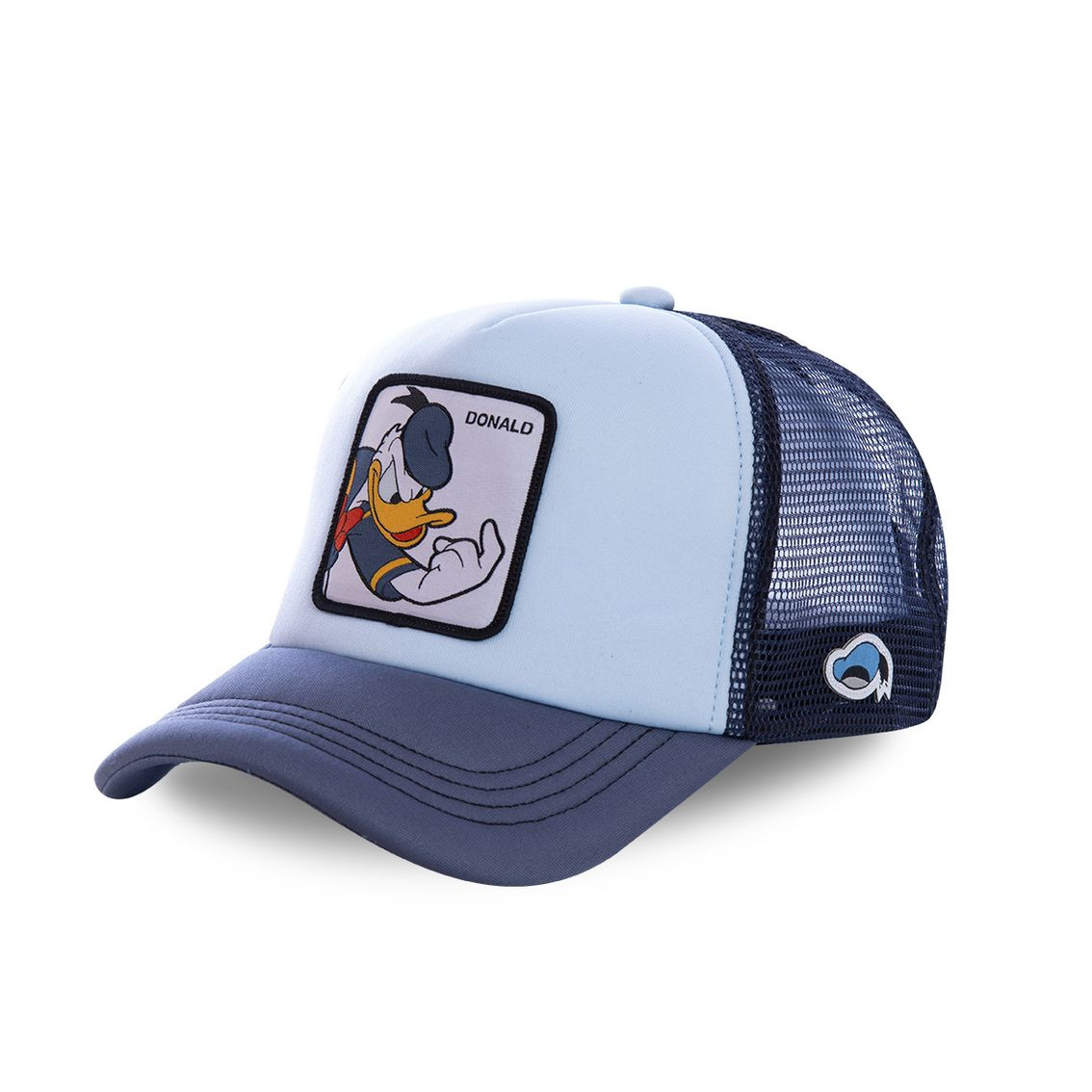 Casquette capslab disney donald blanc (photo)