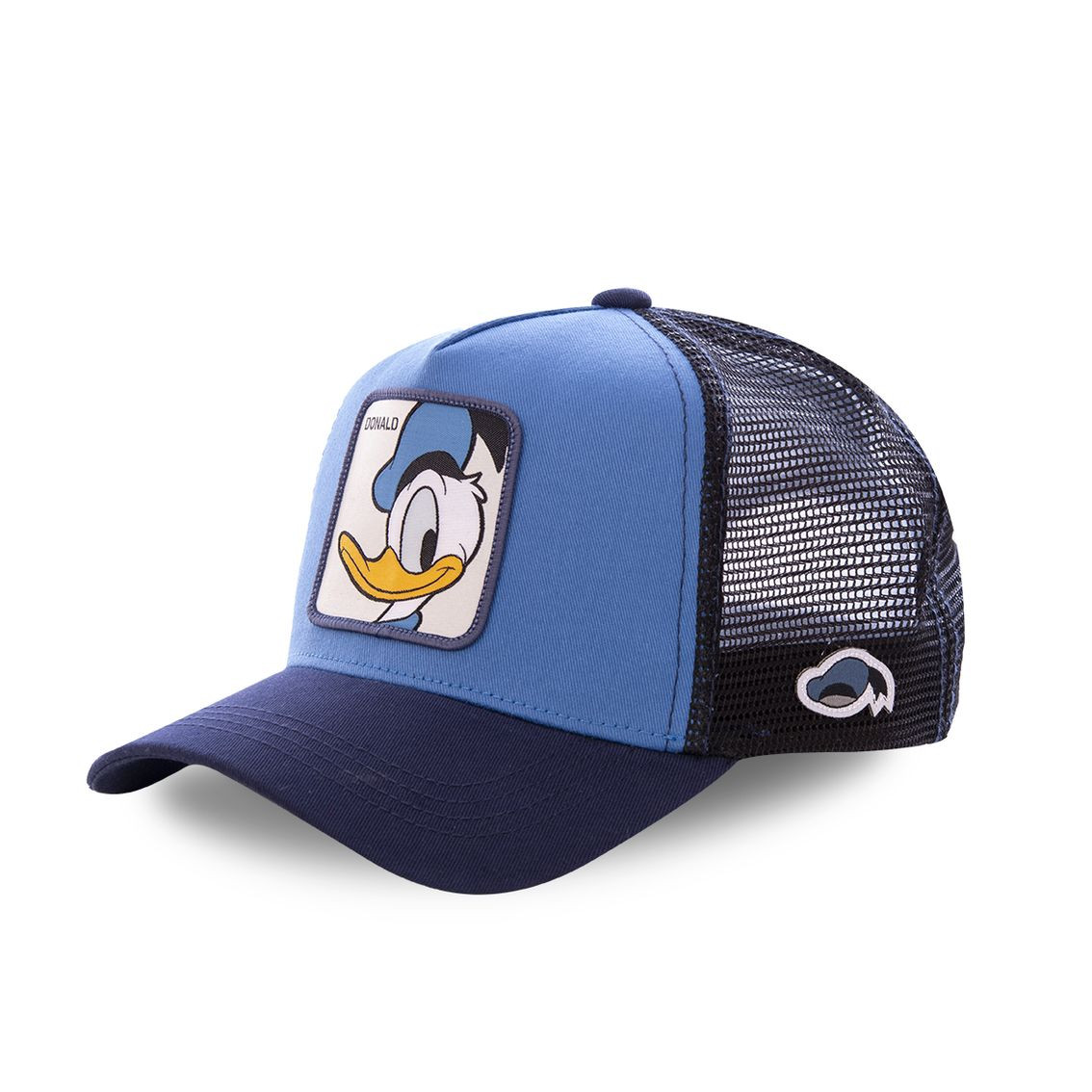 Casquette capslab disney donald bleu (photo)