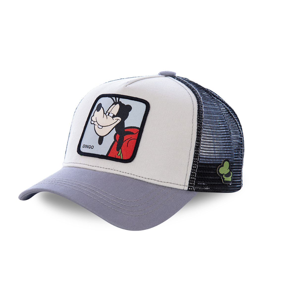 Casquette capslab disney dingo gris (photo)