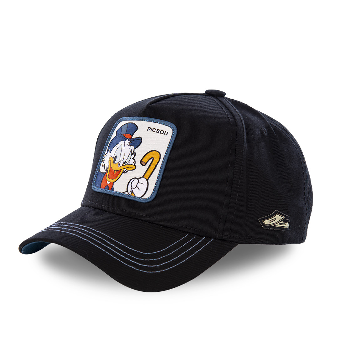 Casquette capslab disney picsou noir (photo)